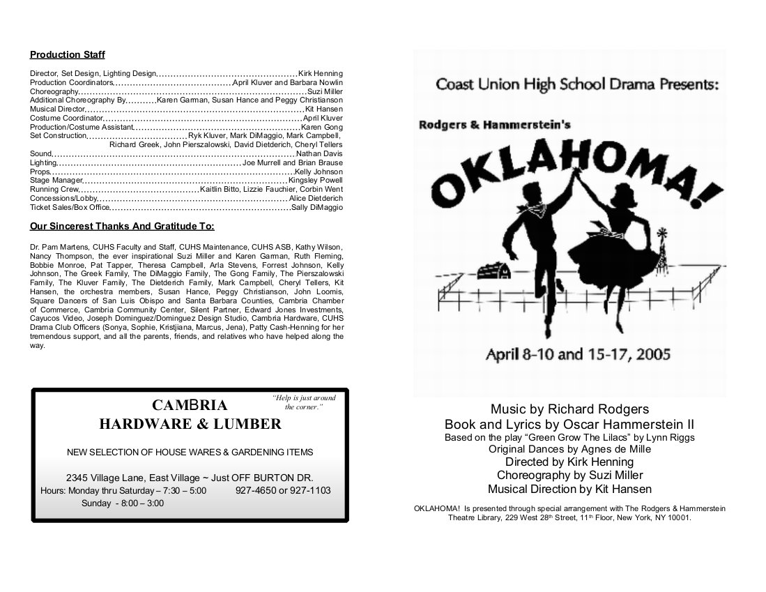 oklahoma_program_front_back